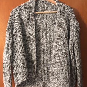 Gap Sweaters | Chunky Knit Open Cardigan Sweater